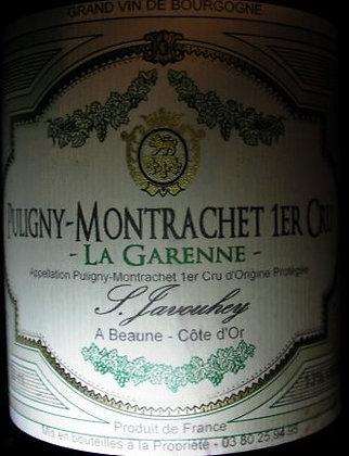 "Puligny-Montrachet 1er Cru ""La Garenne"" 2014 S.JAVOUHEY Blanc"