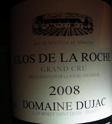 Clos de la Roche Grand Cru 2008 DUJAC Rouge