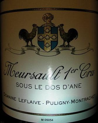 "Meursault 1er Cru ""Sous le Dos d'Ane"" 2015 LEFLAIVE Blanc"