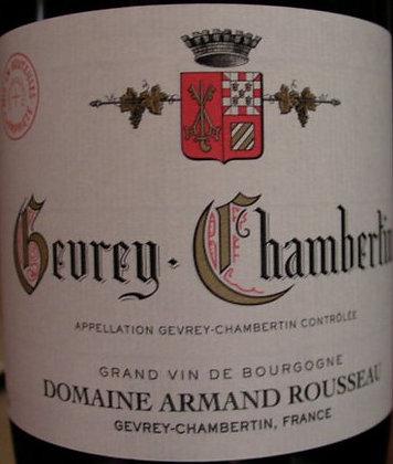 Gevrey-Chambertin 2015 A.ROUSSEAU Rouge