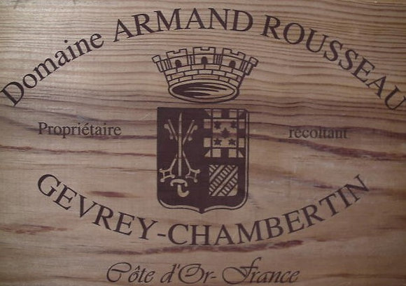 Chambertin Grand Cru Magnum 2012 A.ROUSSEAU Rouge
