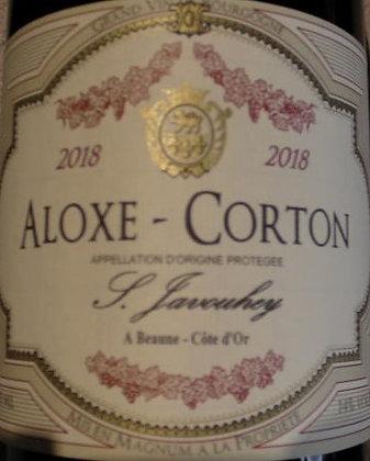 Aloxe-Corton 2018 magnum S.JAVOUHEY Rouge