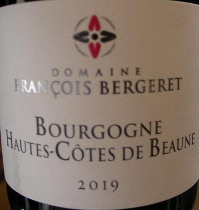 Hautes-Côtes de Beaune 2019 BERGERET Rouge