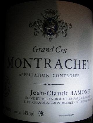 Montrachet Grand Cru 2010 RAMONET Blanc