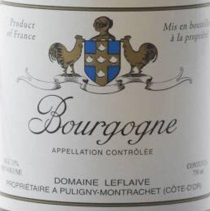 Bourgogne 2018 LEFLAIVE Blanc