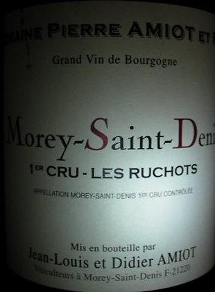 "Morey-Saint-Denis 1er Cru ""Les Ruchots"" 2016 AMIOT Rouge"