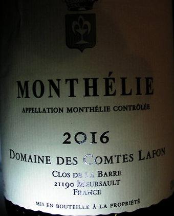 Monthélie 2016 Comtes LAFON Blanc