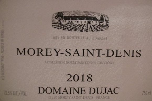 Morey-Saint-Denis 2018 DUJAC Rouge