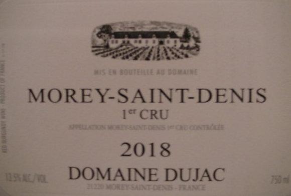 Morey-Saint-Denis 1er Cru 2018 DUJAC Rouge