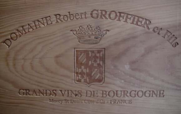 """Chambolle-Musigny 1er Cru """"Les Amoureuses"""" 2010 GROFFIER Rouge"""