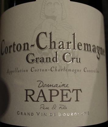 Corton-Charlemagne Grand Cru 2018 RAPET Blanc