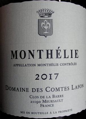 Monthélie 2017 Comtes LAFON Blanc