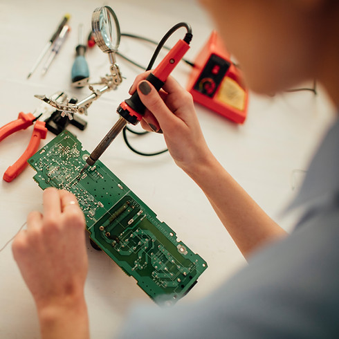 Hands-on Electronics - ONLINE!!