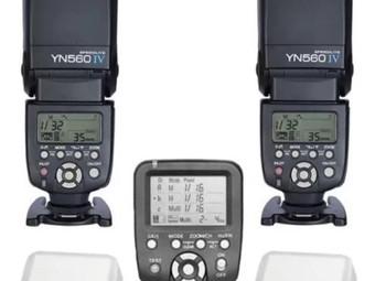 | REVIEW | Flash Yongnuo YN560 IV & YN560-TX