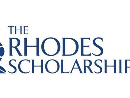 Стипендии Rhodes Global