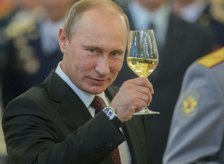 Президент России отмечает День рождения