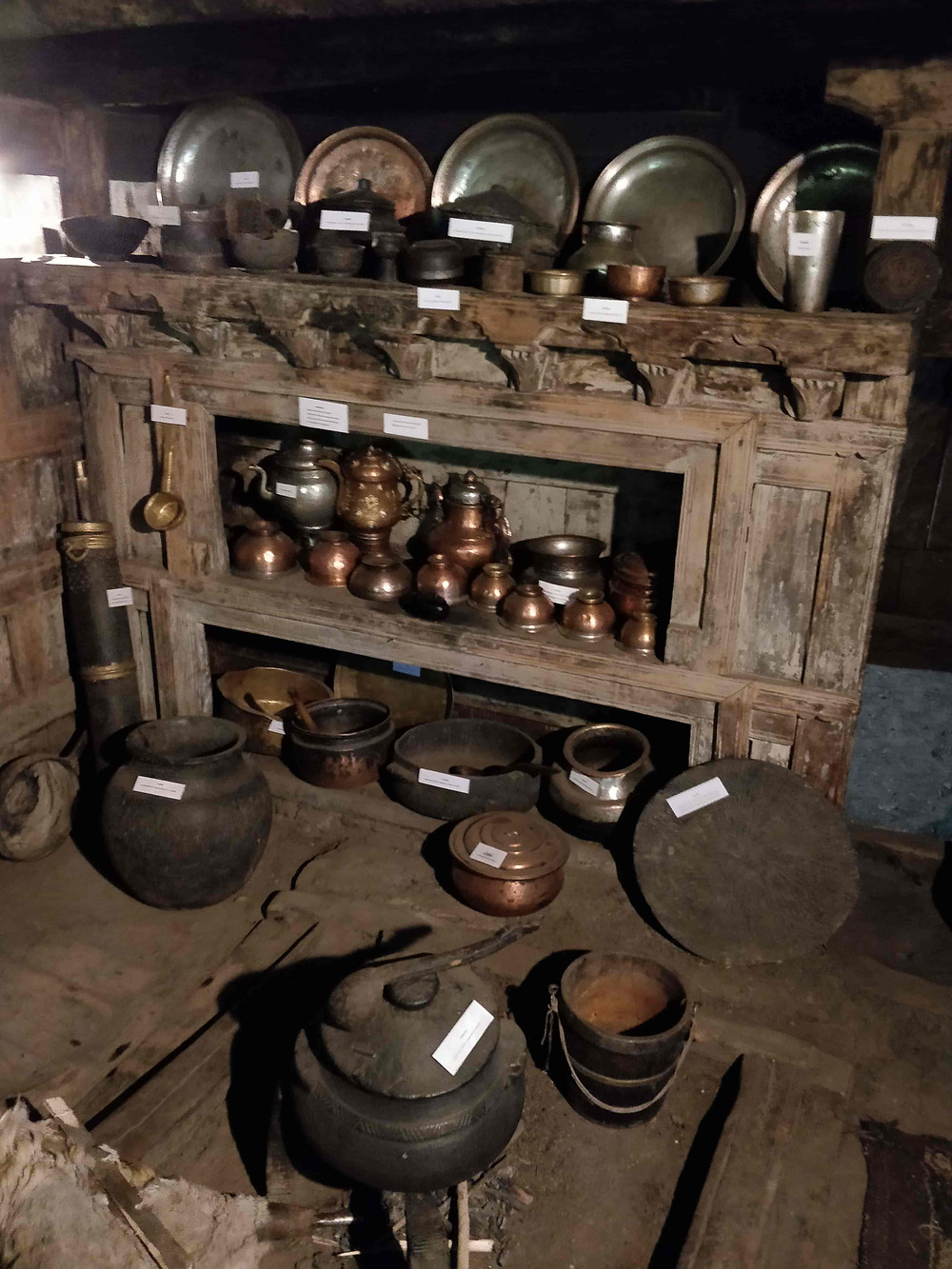 Traditional Balti Kitchen (Heritage House)