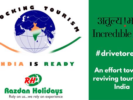 "Razdan Holidays to participate in ""Unlocking Tourism"" tour"