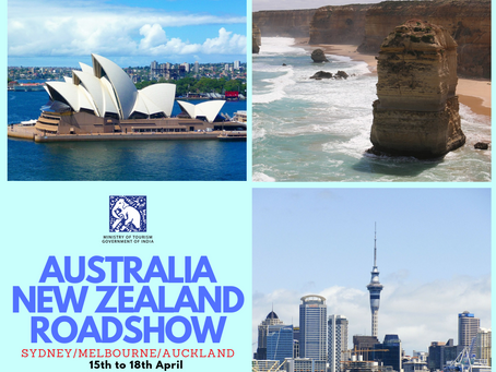 Razdan Holidays to attend Australia-New Zealand Roadshow organised by Ministry of Tourism
