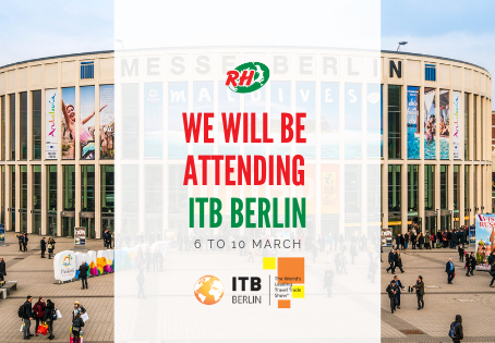 ITB Berlin, Here we come!