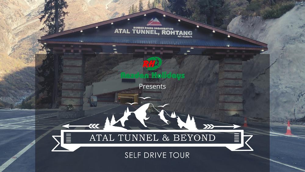 Atal Tunnel Self Drive Tour