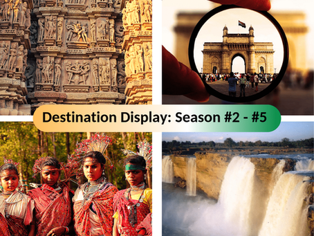 Destination Display is back & this time it is making up for lost time!