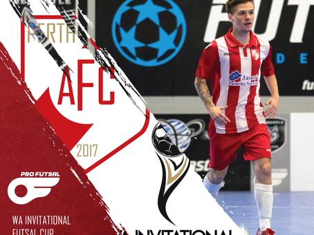 Pro Futsal WA Invitational Futsal Cup