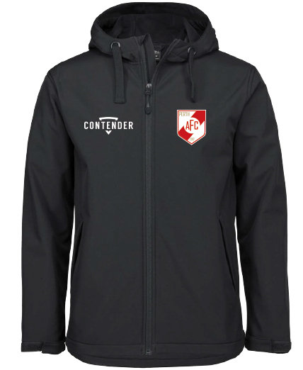 Contender Perth AFC Hooded Jacket