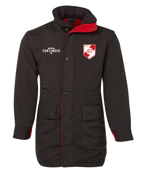 Contender Perth AFC Long-Line Jacket
