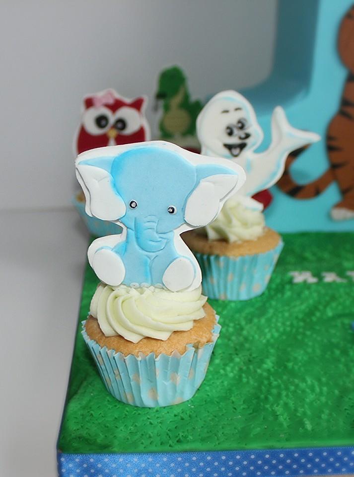 No.1 Cake