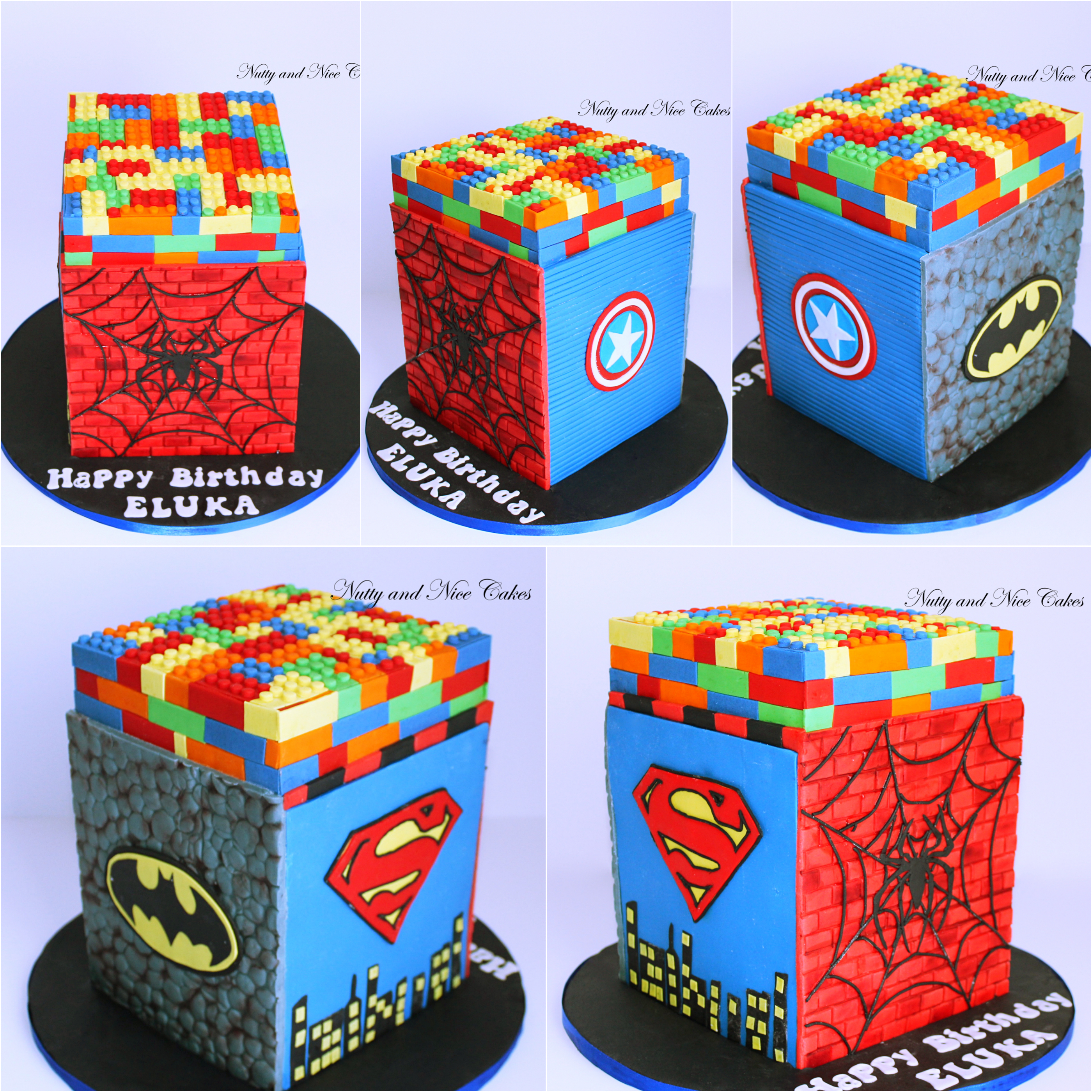 Lego Superheroes Cake4_Fotor_Collage