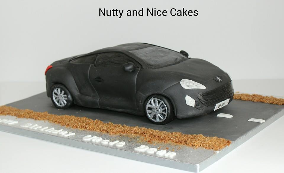Car cake- 07886926290