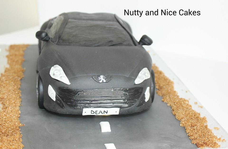 car cake - 07886926290