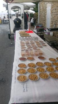 La fête de la noix à Thégra