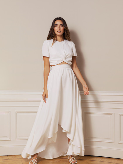 By Malina Francie skirt and Justine top