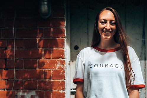 Retro Courage