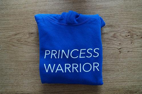 KIDS Hoodie 'Princess Warrior'