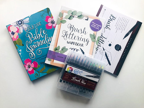 Starter Bumper Journaling Pack