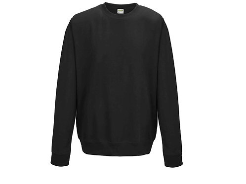 Blank Black Sweatshirt- Select your design