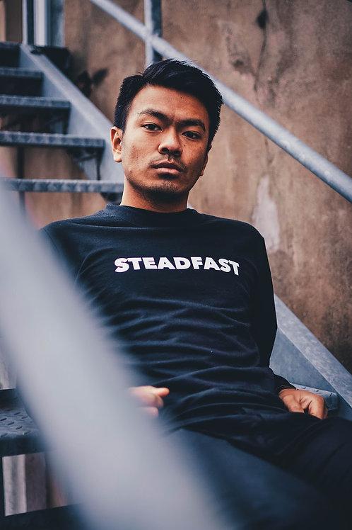 Black Steadfast Sweatshirt