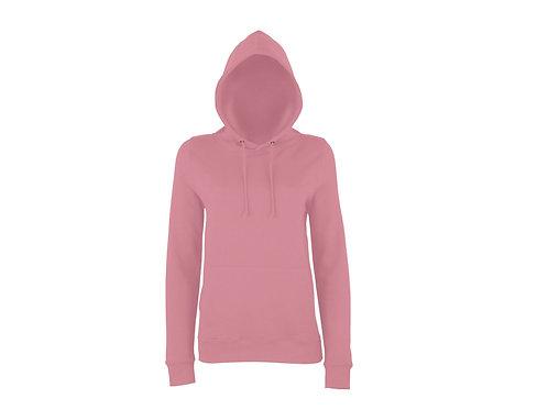 Hoodie- Dusty Pink