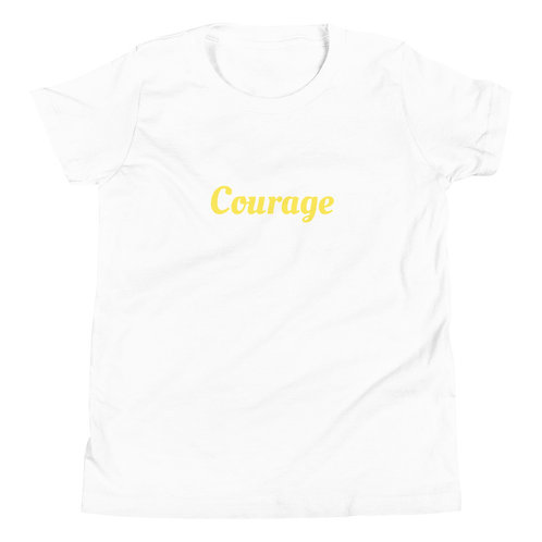 Courage Youth Tee