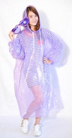 LLE-PE Raincoat