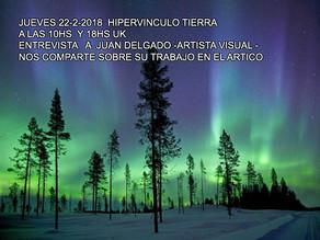 Entrevista a Juan Delgado -Artista Visual