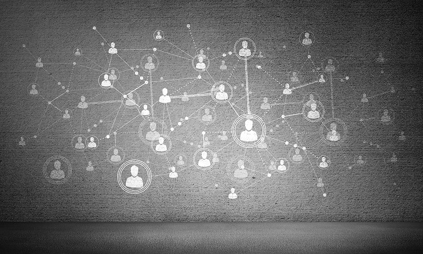 White social network system and media ic