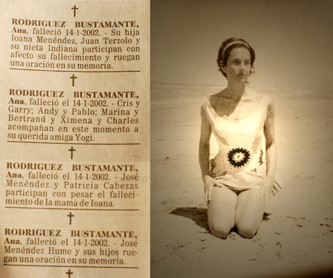 Flor de Polvo - Galeria Arte por arte. Ioana Menéndez, freelance photography  I  Fotografías de autor y comerciales.