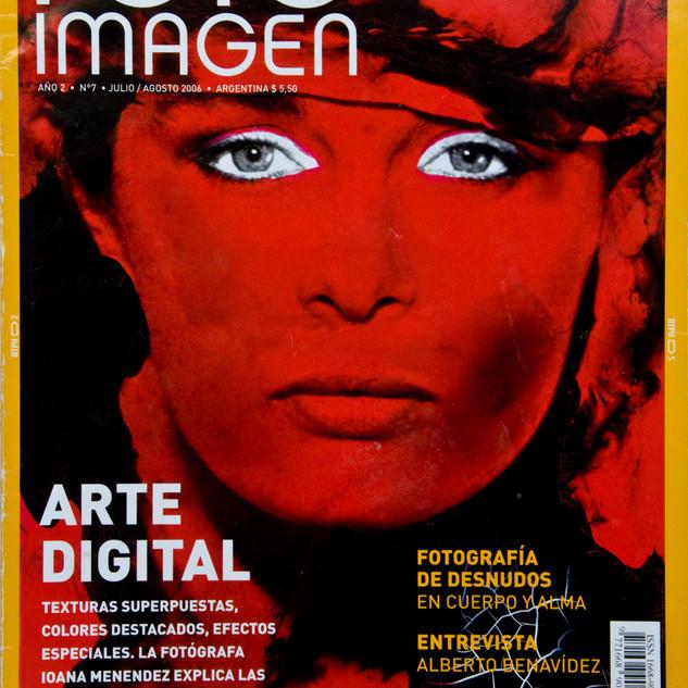 Tapa y articulo en  Revista Foto imagen.jpg