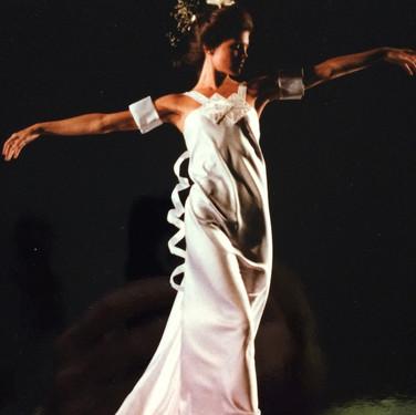 Vestido Seleccionado Primera Bienal De Arte Joven Buenos Aires