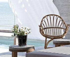 casa de playa, mar, decoracion, freelance photography, fotografia de arquitectura, azul garcia uriburu, mesopotamia, cata solari, jose ignacio, uruguay, verano, summer, beach house, palm trees, balcony, relax