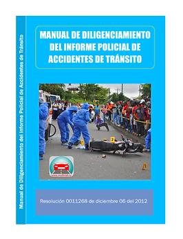 Manual Diligenciamiento Accidentes - IPA